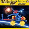 DIY brinquedos para o cultivo de criatividade do Cabrito Blocos de construção plástica