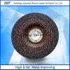 5インチの落ち込んだ中心円錐形の車輪の粉砕車輪