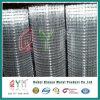 Foro quadrato saldato del collegare del ferro del filo di acciaio della rete metallica del ferro