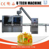 Máquina de rellenar grande del aceite de mesa de la botella (series de GZS)