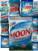 Soem-Waschpulver-Reinigungsmittel für Haushalts-Reinigung, Laudry Puder