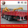 Camiones HOWO Carretilla con 10-12 toneladas grúa elevadora