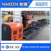 Самый последний трехосный резец трубы CNC Dezhou Nakeen