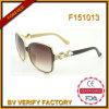F151013 Jewel Lunettes de soleil Fashion Style Women Lunettes de soleil