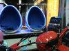 Cine eléctrico de los vidrios 9d de Vr 3D de la realidad virtual
