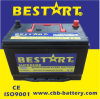 Top Level New Products Maintenance Free Calcium Car Battery 95D31rmf-12V80ah