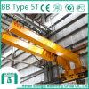 2016 palan électrique mur Bb-Model voyageant Jib Crane 5 tonne