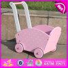 2015真新しいWooden PullおよびPush Toy Car、Tirar De Juguete、KidsのWood Pull Car Toy、Baby W16e049のためのWooden Push Car Toy
