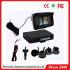 Sistema sensor del estacionamiento del coche con 3.5 TFT y la visión nocturna cámara del revés