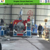 Le PEHD Krah Ligne d'Extrusion du tuyau de HDPE tuyau ondulé en spirale Making Machine