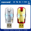 América Superhero USB Flash Drive, modelos mixtos, América Capitán, Batman, spideman, Ironman