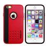 Caja móvil de los accesorios al por mayor del teléfono con el capítulo duro para Samsung/el iPhone