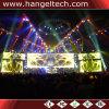 Pantalla de visualización de interior P3mm etapa a todo color de LED Video Wall