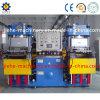 Machine en caoutchouc de moulage par compression de vide des prix raisonnables de performance