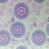 Estampage du papier peint de scintillement avec la configuration de tournesol pour le matériau de décoration de KTV