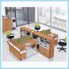 خشبيّة ملاكة مركز عمل مكتب طاولة بالجملة مع [بووككس]