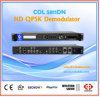 Récepteur satellite numérique HD, décodeur récepteur, démodulateur Qpsk IRD Col5811dn