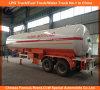 中央アジアの市場のための頑丈な40.5cbm LPGのガスのタンカーのトレーラー20mt