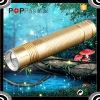 Gebrauch 18650 Rechargeble Batterie-Taschenlampe