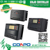 CK-5A~60A, 12V/24V, LED/LCD, ZonneControlemechanisme PWM