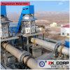 Coussin de pétrole calciné à l'environnement