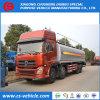 Тележка топливозаправщика топлива тележки нефтяного танкера емкости Shacman Sinotruk 8X4 30cbm для сбывания