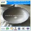Protezioni cape servite ellittiche dell'estremità del tubo della fabbrica della Cina di alta qualità