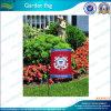 Drapeaux de jardin adaptés aux besoins du client par vente en gros avec le logo adapté aux besoins du client (L-NF06F11003)