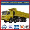 Эфиопия погрузчик HOWO Sinotruk 40 тонн 371 8X4 кузова самосвала для тяжелого режима работы/самосвал