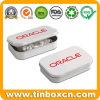 Жестяная коробка прямоугольника Mint для помадок конфеты кондитерскаи упаковывая коробку