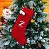 Noël de feutre de drapeau de Joyeux Noël cogne le jouet s'arrêtant de drapeau