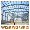 Estrutura de aço de elevado a construção do prédio de estrutura de aço prefabricadas