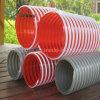 Haute qualité renforcée en PVC flexible en PVC flexible d'aspiration de l'eau