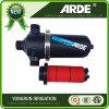 2.5 (75) polegadas tipo T pequena irrigação manual do filtro de Disco