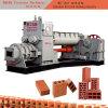 기계 찰흙 벽돌 만들기 기계를 만드는 높은 능률적인 단단한 구획