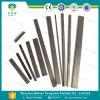 Barras lisas de carboneto de tungstênio para as ferramentas de estaca de madeira