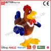 La norme ASTM animal en peluche jouet en peluche de poulet coq doux pour les enfants de don