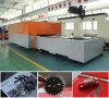 machine de découpage de laser de la fibre 1500W pour l'industrie automotrice