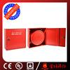 Шкаф вьюрка пожарного рукава красного цвета стальной для обеспеченности пожара