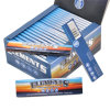 50 буклетов/король Размер Тонкий элементов бумаги завальцовки сигареты бумаги завальцовки коробки естественного