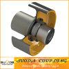 Giicl Gear Coupling mit Brake Wheel High Transmission Efficiency Good Quality Professional Coupling Manufacturer Suoda Gdu Type