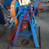 Machine radiale de coupage par blocs de pneu de perte de vente de constructeur