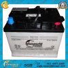 Fabriqué en Chine DIN 12V75ah sécher la batterie de voiture de charge
