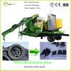 Waste Wood (Mobile Plant)のためのDura-Shred Fully Automatic Crushing Machine