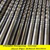 Precio de acero en frío del tubo de la decoración del acero con poco carbono