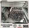 Tubo de acero galvanizado andamio de Sch 40
