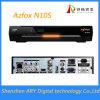 Azfox N10s Internet, das HD Satelliter Empfänger teilt