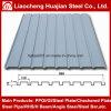 Échantillon gratuit feuille de métal en acier ondulé tôle de toit