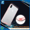 Caja anti a prueba de choques del teléfono del claro de la gota para iPhone8