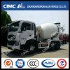 Sinotruck HOWO 6*4 Конкретные микшер погрузчика с евро 2/3/4 токсичности отработавших газов